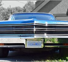 Front View Chrysler. 300 by Kwik75