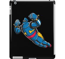 Gigantor the space age robot iPad Case/Skin