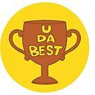 U DA BEST by Pluph