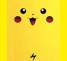Pikachu by Chasingbart
