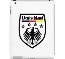 Germany World Cup Champion 2014 iPad Case/Skin