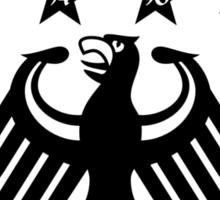 Germany World Cup Champion 2014 Sticker