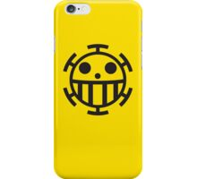 Heart Pirates Jolly Roger iPhone Case/Skin