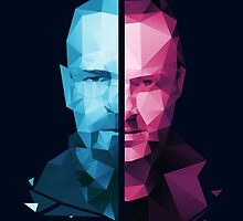 Breaking Bad - White/Pinkman by DrSoed