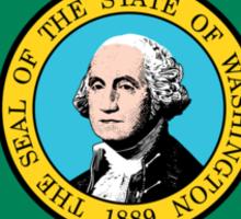 Washington State Flag Sticker