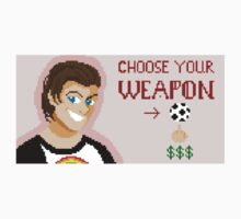 Arcade Game Louis by Channybee