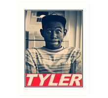 Tyler the Creator Obey Style Art Print