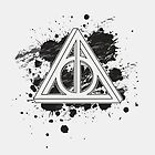 The Impossible Hallows by the50ftsnail