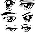 Eyes by Hobotube