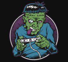 Franken Gamer T-Shirt
