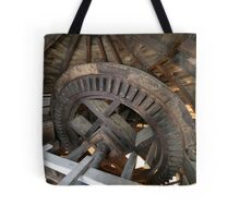 Cley Windmill machinery Tote Bag