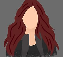 VECTOR CLARY (SHADOWHUNTER) by heyitschelsey