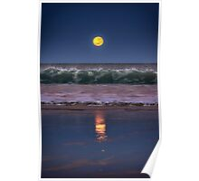 Broome Supermoon Poster