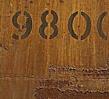 Railroad Rust by Monnie Ryan