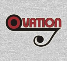 Ovation Guitars Music Note WBR  by mayala