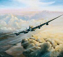 Aviation Art Calendar by Woodie