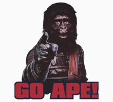 Planet of apes - GO APE by i5min