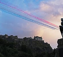Images of Edinburgh by David Baker