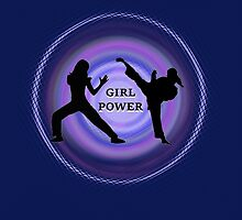 Girl Power by Moodphaser