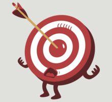 Bullseye by AJ Paglia