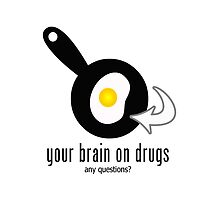 Your brain on drugs by Boogiemonst