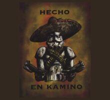Hecho En Kamino by Zack Morrissette