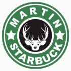Martin Starbuck by Gabby  Ortman