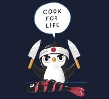 Penguin Chef Kids Clothes