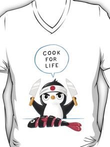 Penguin Chef T-Shirt