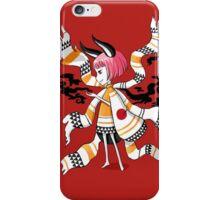 Daemon Girl iPhone Case/Skin
