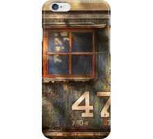 Train - A door with character iPhone Case/Skin