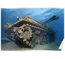 M-42 Duster Poster