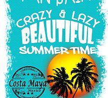 Costa Maya Tan Skin Maker by dejava