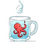 Octopus Tea by freeminds