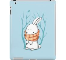 Winter Bunny iPad Case/Skin
