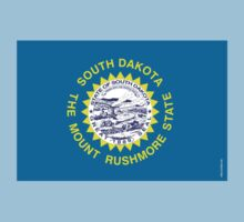 South Dakota State Flag by USAswagg2
