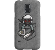 Pocket Dark Link Legend of Zelda T-Shirt Samsung Galaxy Case/Skin