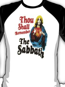 thou shall remember the sabbath T-Shirt