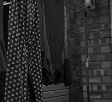 Spotty Pajama Bottoms by HannahLstaples