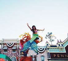 Little mermaid  by Disneyland1901