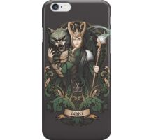 Sons of Mischief iPhone Case/Skin