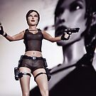 Lara knows best by scottimages