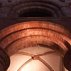 Inside St Magnus Cathedral, Kirkwall, Orkney by Morag Anderson