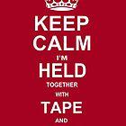 Keep Calm Greys Anatomy fans by lloydj3
