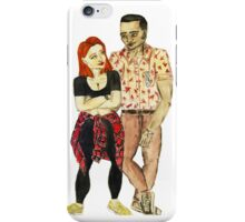 SamNat Fashion iPhone Case/Skin