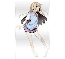 Sakurasou no Pet na Kanojo Mashiro  Poster