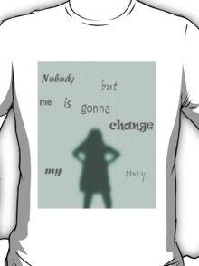 "Matilda The Musical (""Naughty"" verse)  T-Shirt"