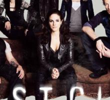 Lost Girl Cast Sticker