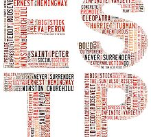 ESTP Word Cloud by MarblesinaJar