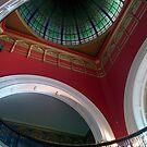 Queen Victoria Architecture by hans p olsen